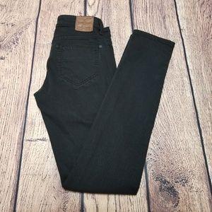 Women's BCBG Skinny Jeans Size 26   Mia B Shadow